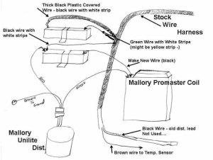 Mallory UniLite Hook Up for 72 Datsun 240Z
