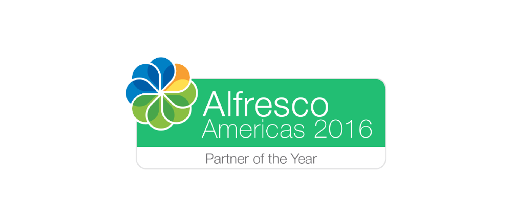 Zia Consulting: Alfresco Partner of the Year 2016