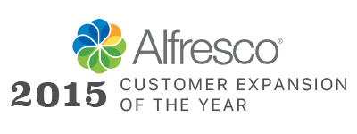 Alfresco Partner Customer Expansion of the Year 2015