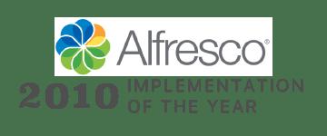 Alfresco Partner Implementation of the Yeatr 2010