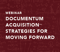 Documentum Acquisition – Strategies for Moving Forward