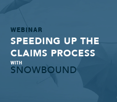Speeding up the Claims Process