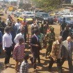 Conakry: Mouctar Diallo à l'offensive sur l'axe Hamdallaye-Bambeto-Cosa !