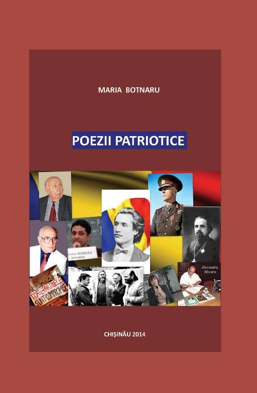 Maria Botnaru - Poezii Patriotice - Chisinau - via Ziaristi Online Roncea Ro