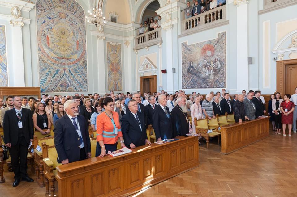Congresul National a Istoricilor Romani Cluj Napoca - Foto Ioan Aurel Pop