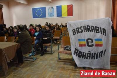 O oră despre Basarabia, în școlile din Bacău