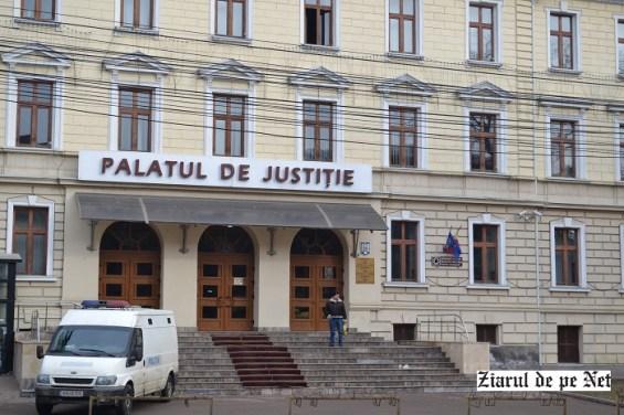 Palatul de Justitie Suceava 2015