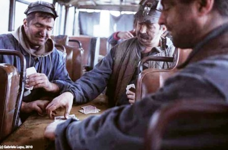 REPERE: Minerii români au ajuns la Paris