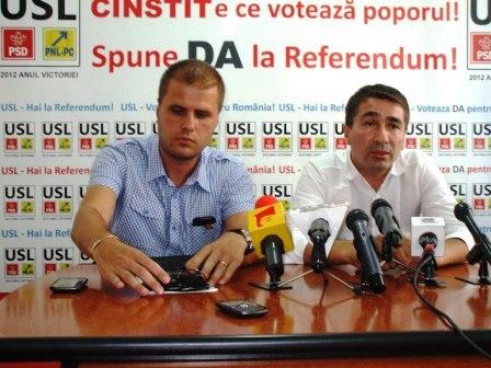 Mobilizare generală în PSD Neamţ pentru demiterea lui Traian Băsescu