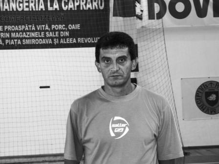 Viorel Lazăr, antrenor secund la HCM Roman
