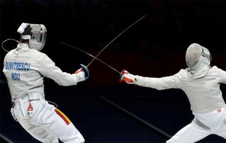România, în finala olimpică masculină la sabie!!!