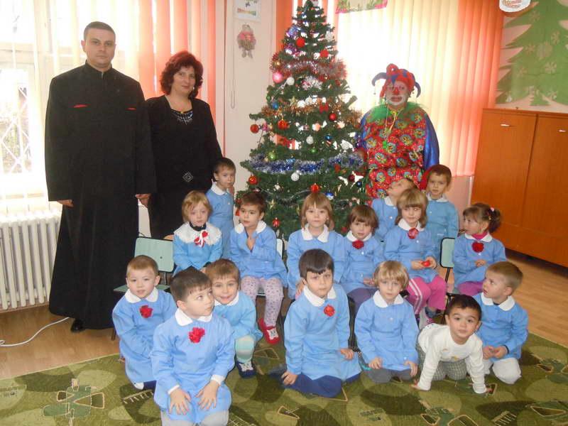 """Copiii de la Grădinița cu program prelungit nr. 1 a Școlii """"Mihai Eminescu"""""""