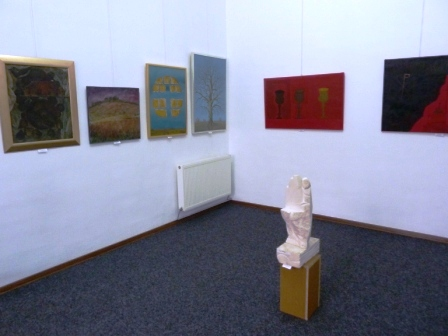 Anuala de pictură, grafică și sculptură la Muzeul de Artă din Roman