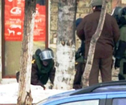 [VIDEO] [FOTO] Atentat mafiot la Piatra Neamţ