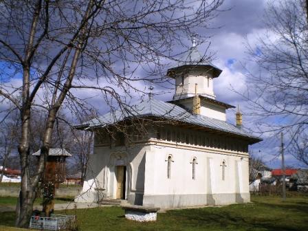 100 de ani de la sfințirea bisericii din satul Traian