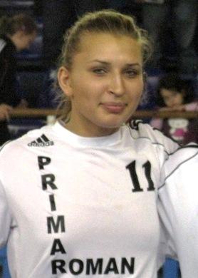Mădălina Chirilă se pregătește la lotul național de tineret