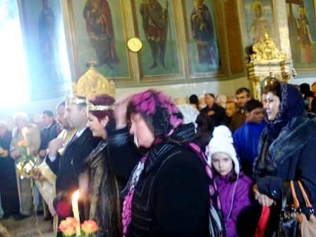 Slujbă de convertire la ortodoxie