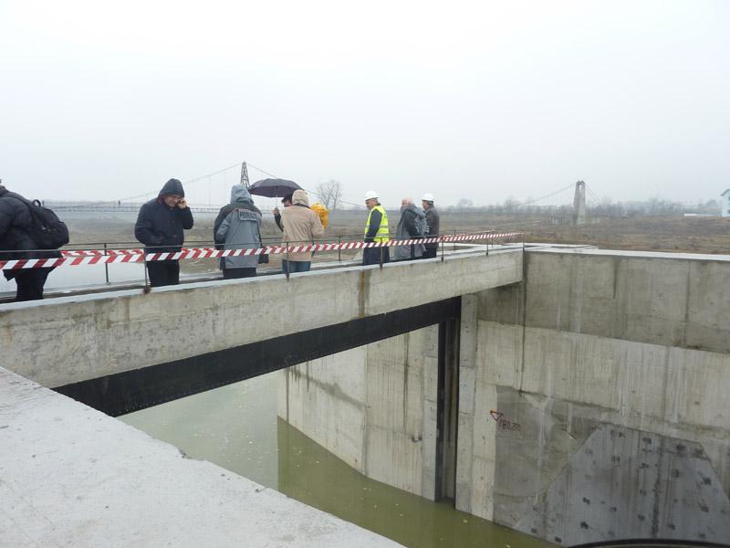 Moldova trece prin microhidrocentrală