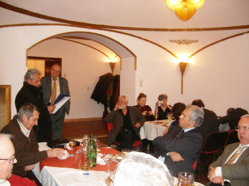 Mica Unire a romanvodiștilor la București