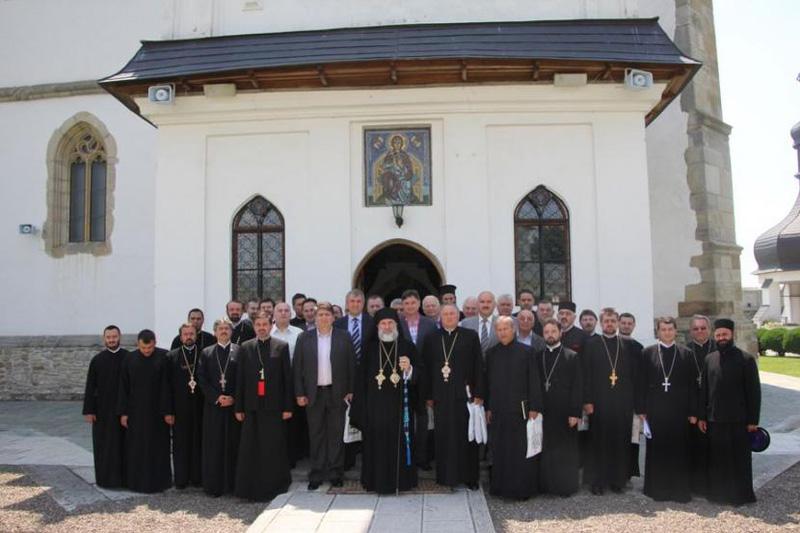 Oamenii cu funcții cheie sunt chemați să sprijine Arhiepiscopia