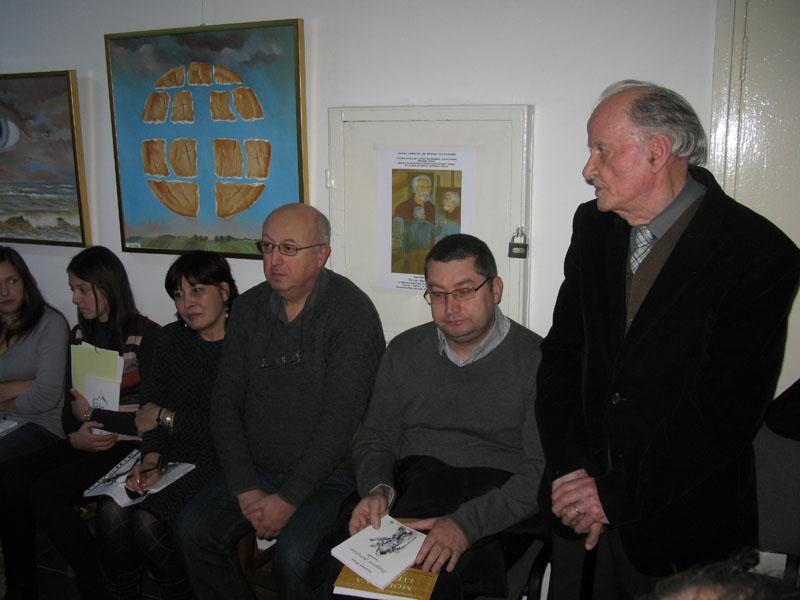 Lansare de carte la Biblioteca Municipală