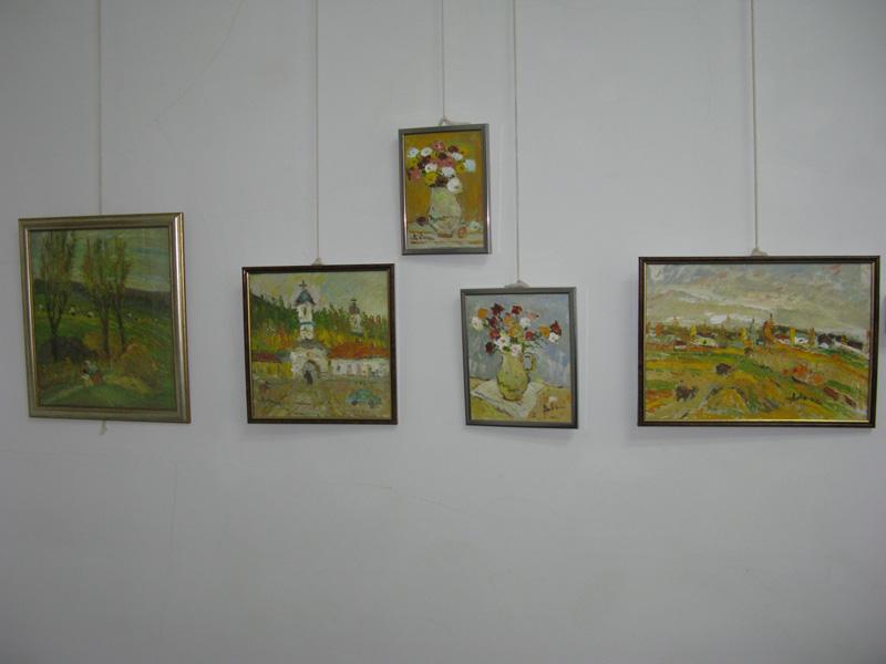 Pietre din Zidul Berlinului, la Anuala Artiştilor Romaşcani