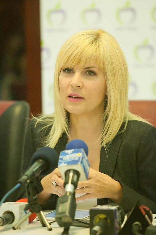 Noi acuze ale DNA pentru Elena Udrea, în Gala Bute