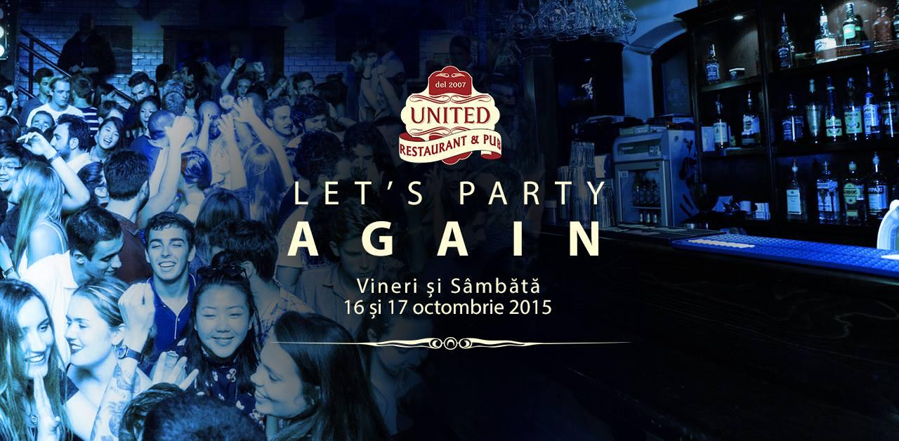Weekend plin de petreceri pentru tineri