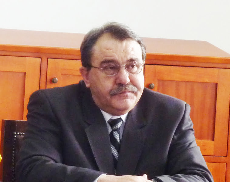 Viorel Stan depune jurământul în calitate de deputat de Neamț