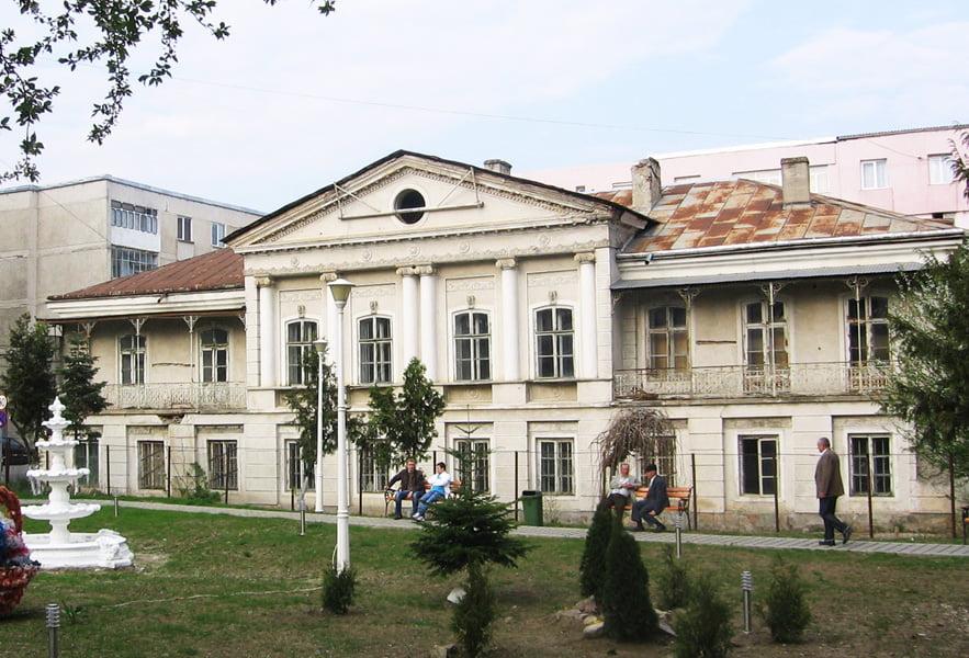 Reabilitarea Casei Celibidache, scoasă la licitație de Compania Națională de Investiții