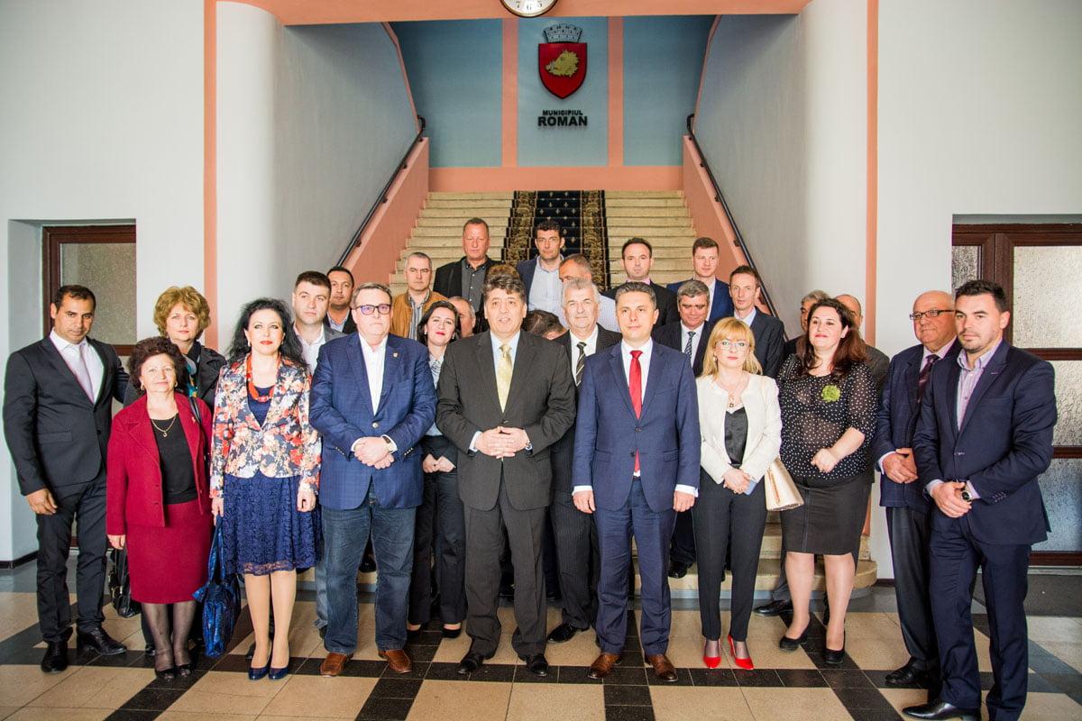 Ordinea pe listă a candidaţilor PNL la Consiliul Local Roman