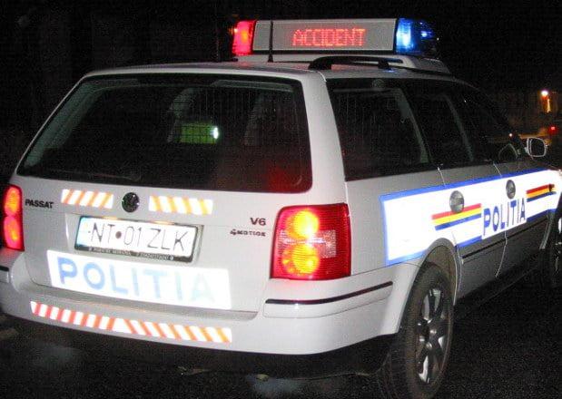 Căruțaș accidentat mortal, pe E85, lângă Barticești