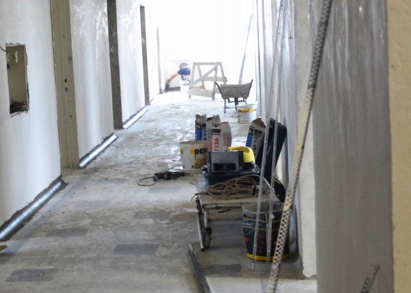 Trei secţii ale spitalului vor intra în modernizare, Psihiatria va fi inaugurată