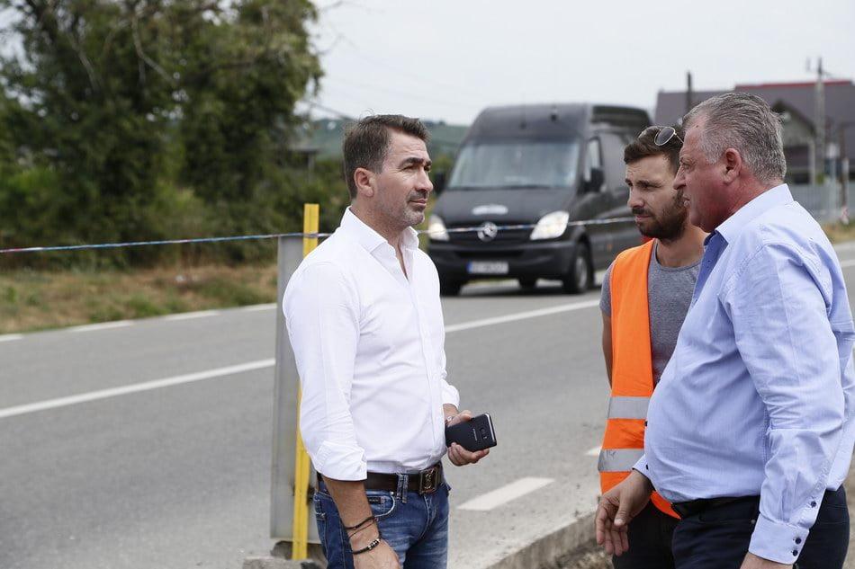 Preşedintele Arsene nu mai vrea accidente din cauza drumurilor proaste