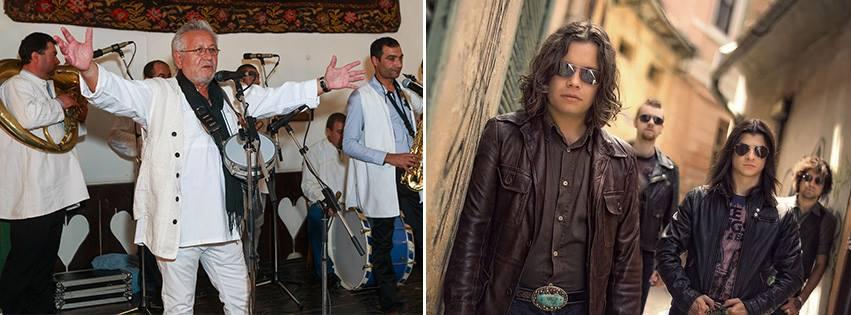 Concert Ovidiu Lipan Țăndărică și Bosquito, la Hanu Ancuței