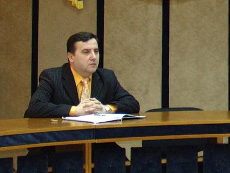 Iulian Jugan, din nou subprefect al județului Neamț