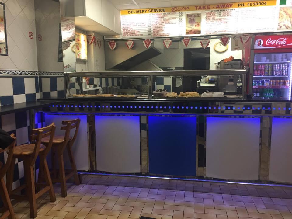 Proprietari de fast food în inima Irlandei