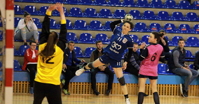 CSM Roman va întâlni Minaur Baia Mare în Cupa României la handbal feminin