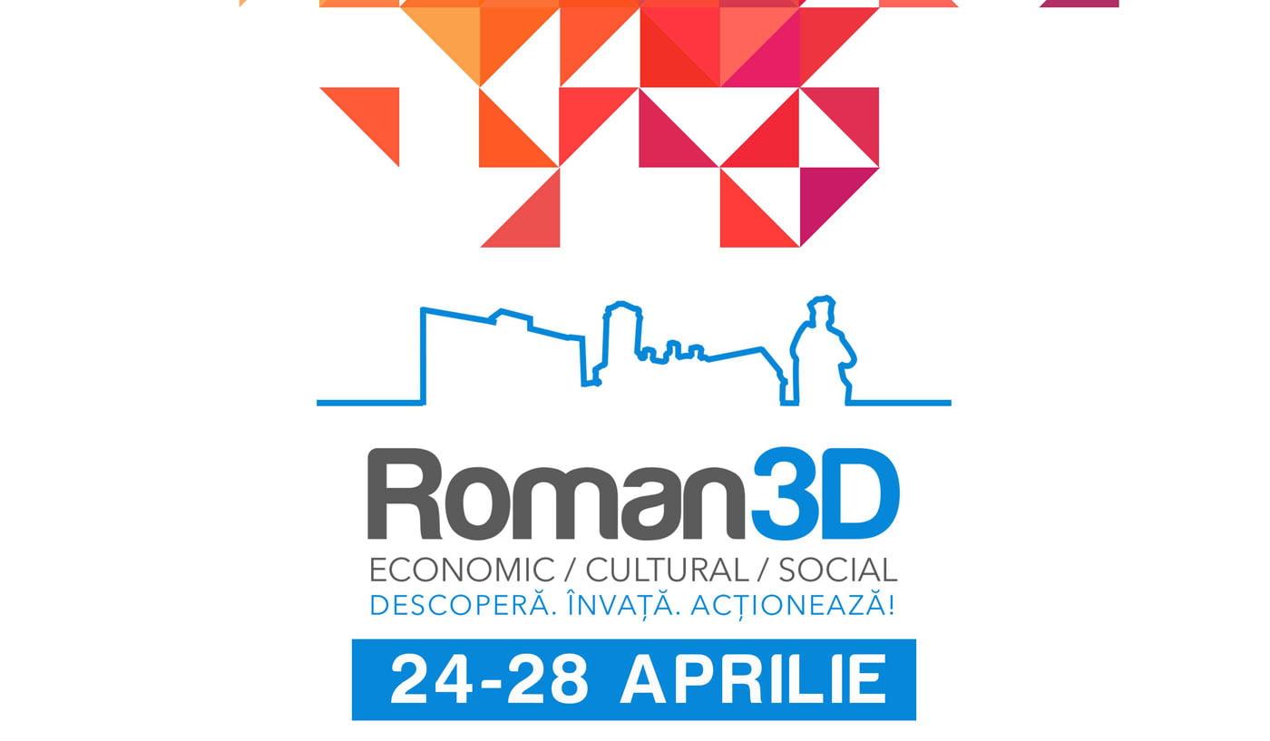 Liceenii romașcani, invitați să se înscrie în proiectul Roman 3D