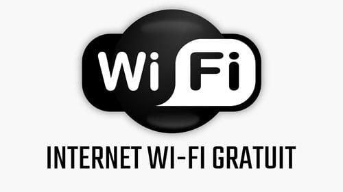 Wi-Fi gratuit în zonele de recreere din oraș