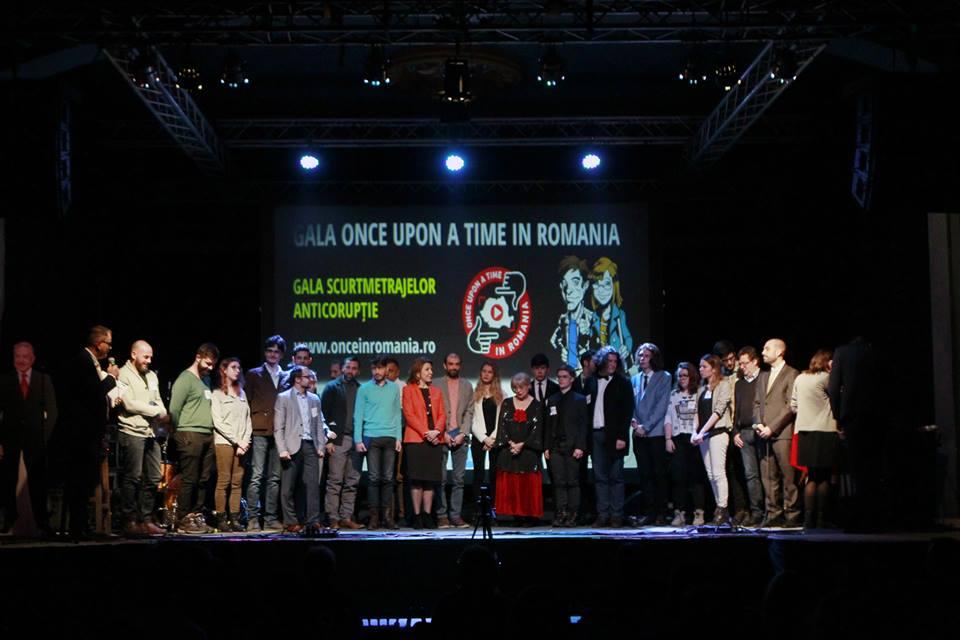 Filmul tinerilor romașcani, câștigătorul aprecierilor publicului la Gala Anticorupție