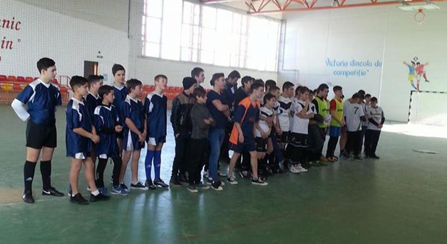 Sportivii Școlii Gherăești, învingători în cadrul Cupei Unirii la oină