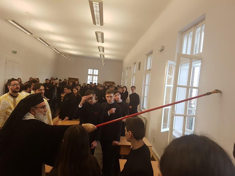 "Centru de informare inaugurat la Liceul Teologic ""Episcop Melchisedec"""