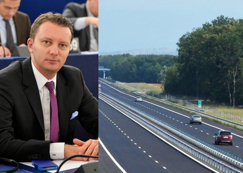 Interpelare către Comisia Europeană pentru construcția Autostrăzii Târgu Mureș – Iași – Ungheni