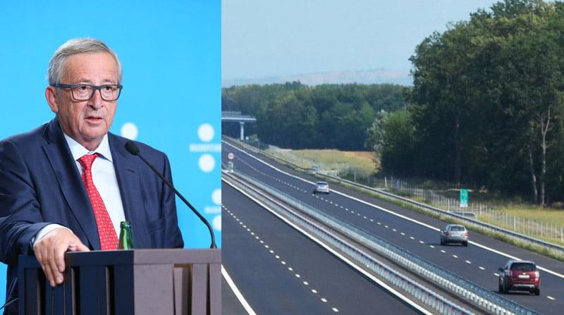 Președintele Comisiei Europene, invitat în zona Moldovei pentru a ne sprijini la construcția autostrăzii Iași – Târgu Mureș