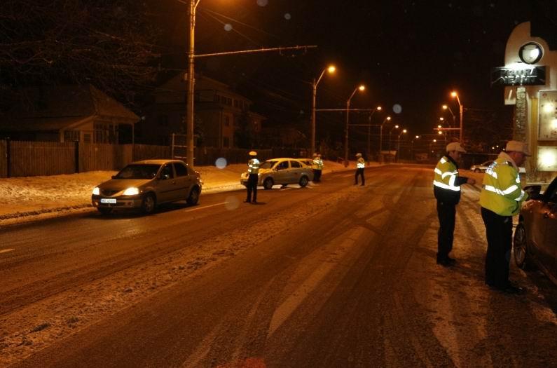 Peste 700 de polițiști vor fi în stradă de Anul Nou