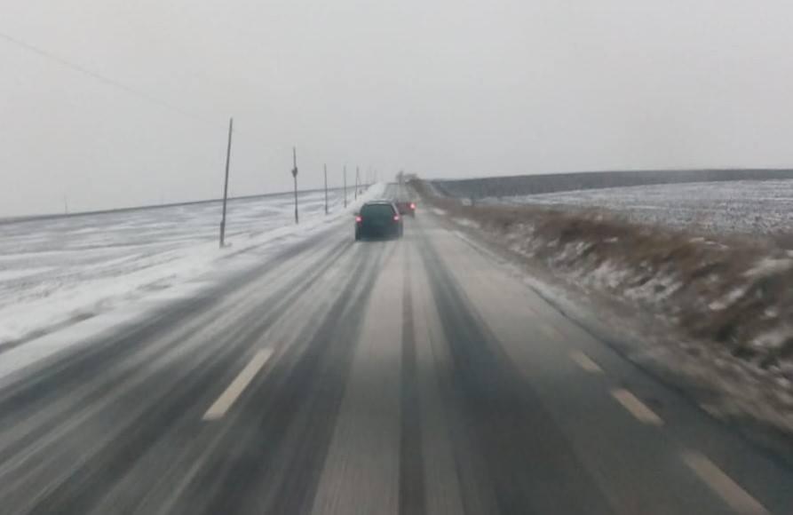 Avertizările drumarilor: atenție la deplasările spre sudul țării