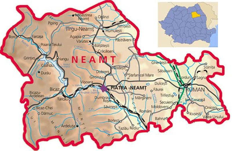 În Neamț se trăiește în medie 75 de ani, se câștigă puțin, dar se citește mult. Cum arată județul în statistici