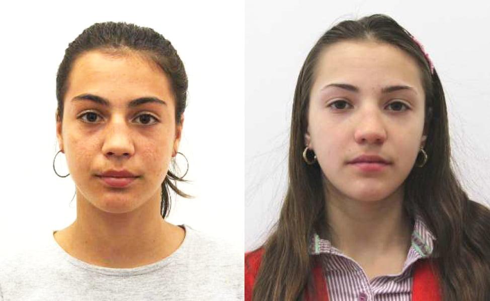 Surori minore date dispărute, căutate de polițiști