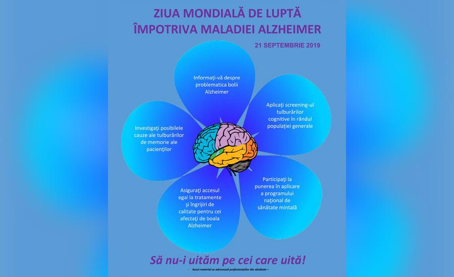 600 de bolnavi cu Alzheimer în județul Neamț